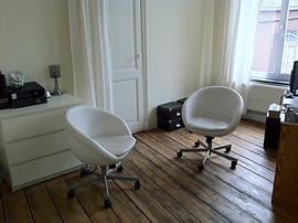 Prendre rendez-vous avec une psychologue au Centre de Planning Familial La Famille Heureuse Liège