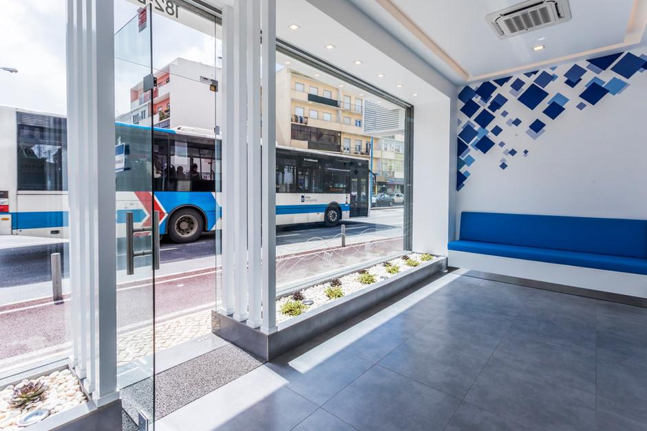 Nova loja do grupo Vimeca Transportes I Bairro do Bosque