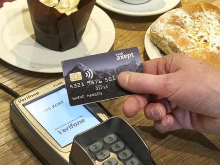 Ny grense for kontantløs betaling uten PIN