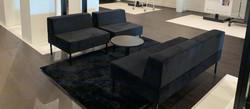 Event Sofa Hire Setup