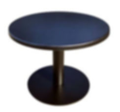 Baby Side Table in Black
