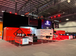 Auckland Event Design Activation Stands