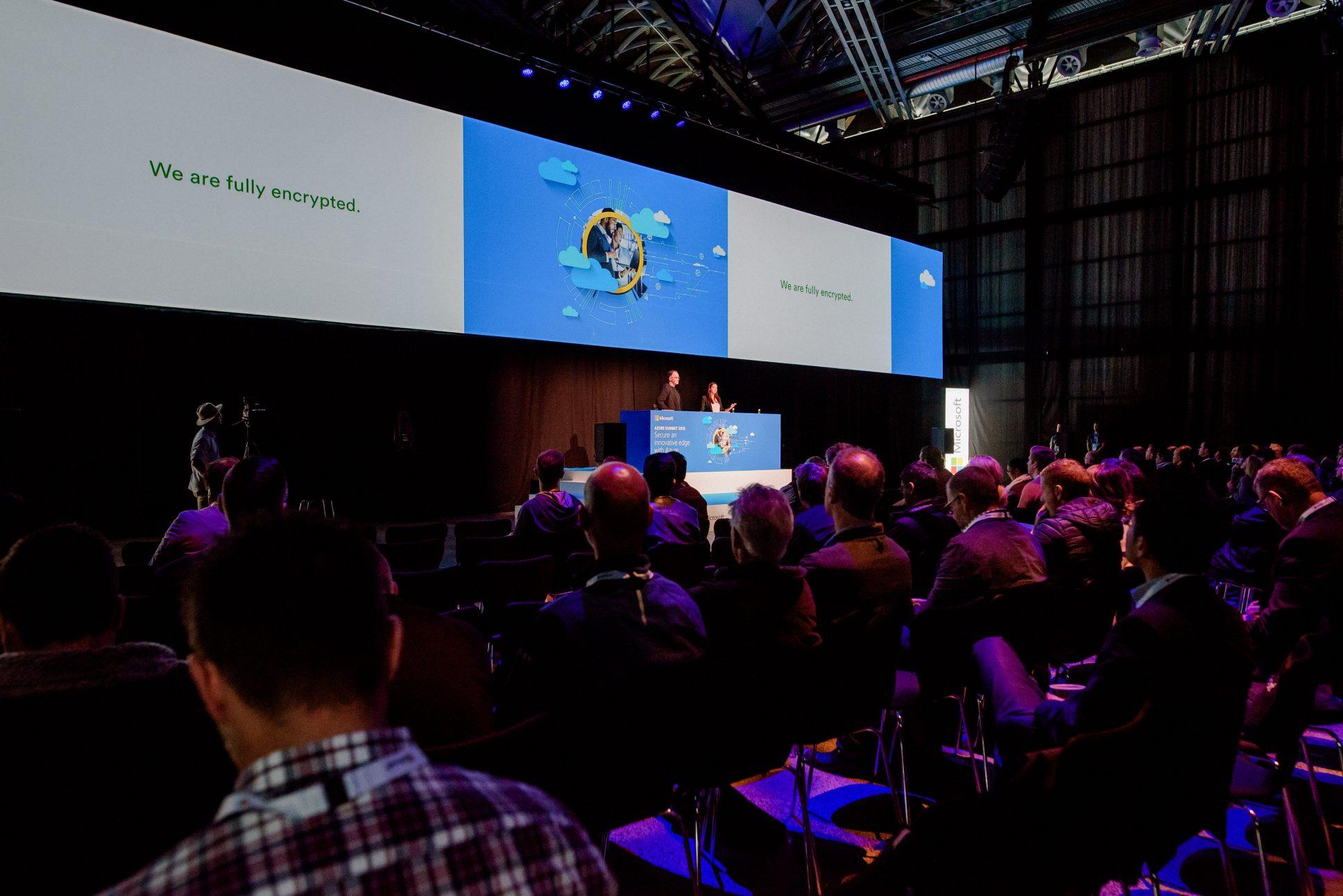 Microsoft Azure Summit Auckland Event