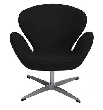 Arne Jacobsen Swan Replica - Black