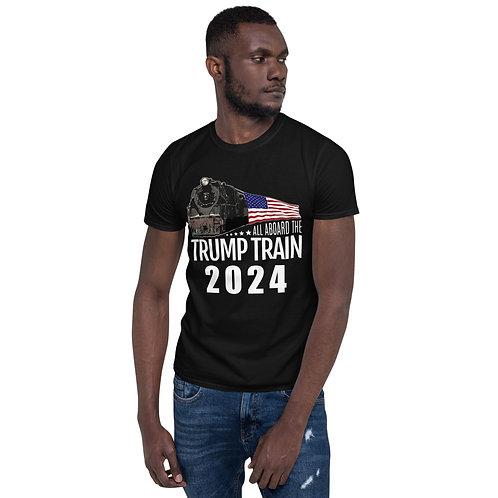 ALL ABOARD TRUMP TRAIN