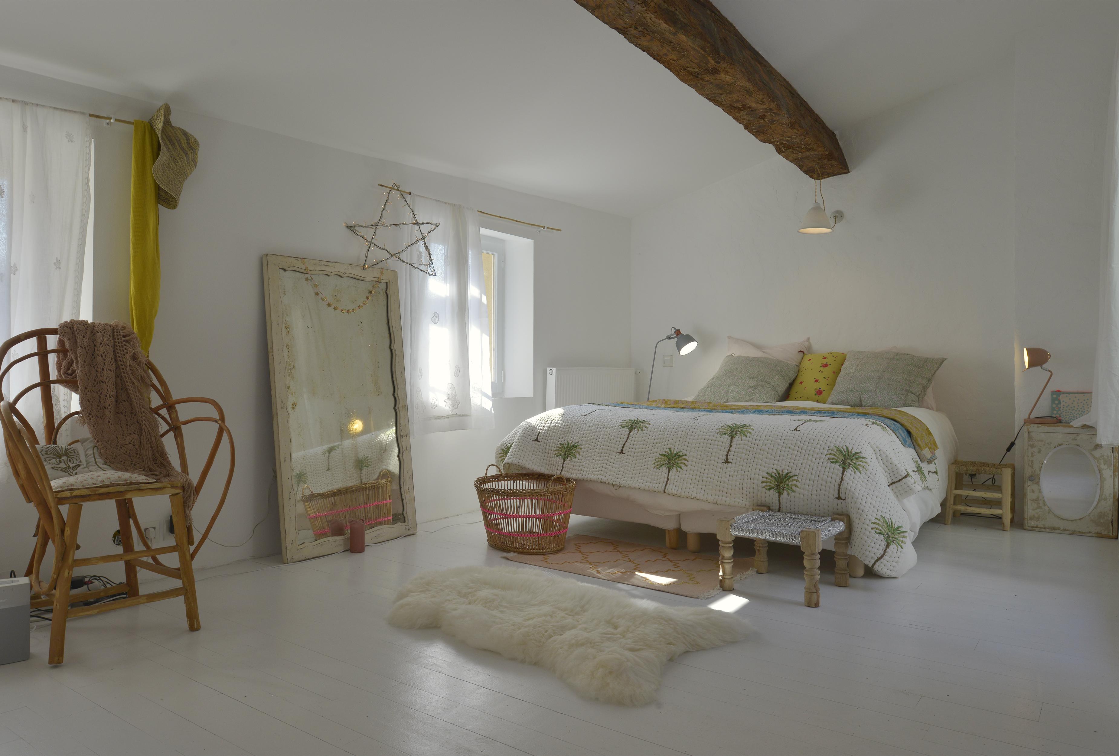 the Loft room