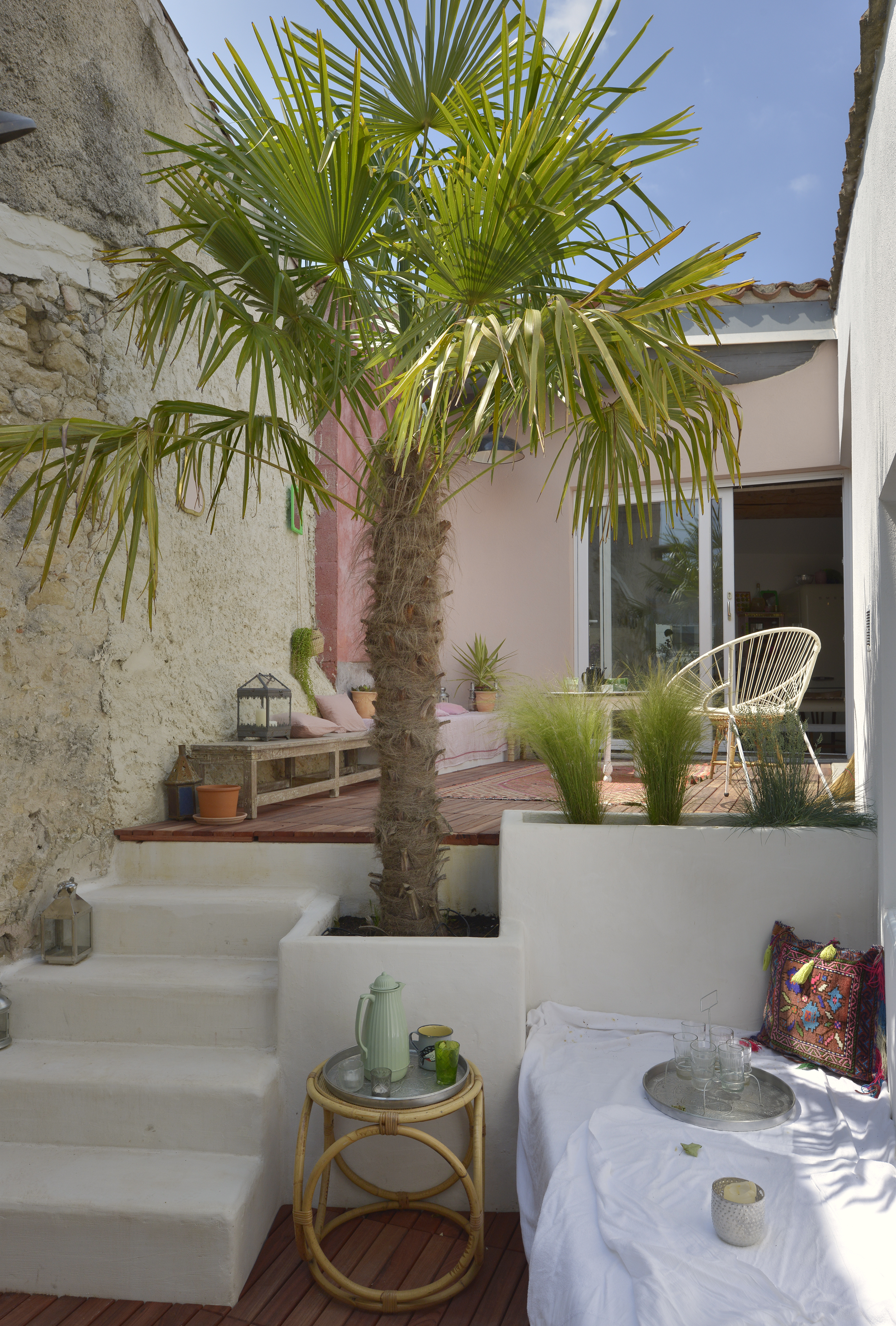 the Loft Terrace