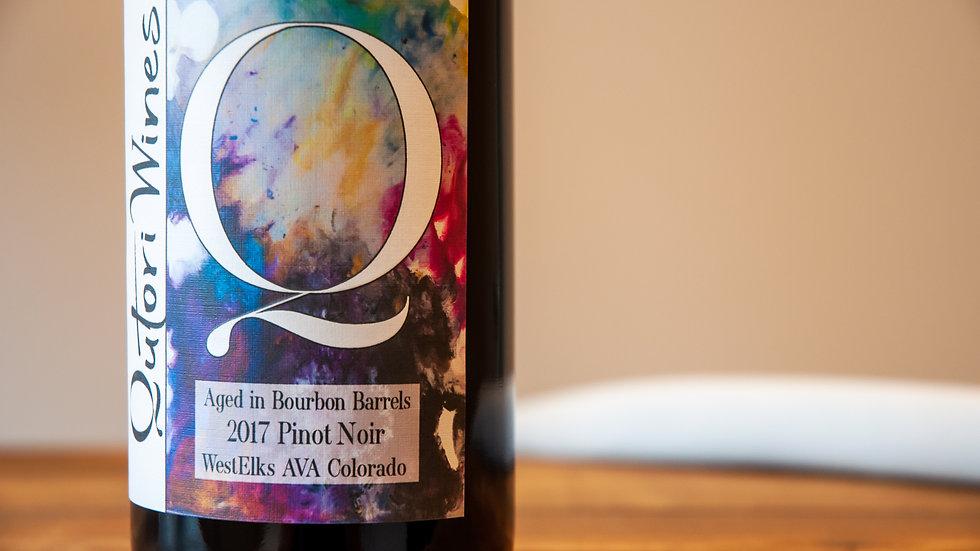 2017 Bourbon Barrel Pinot Noir