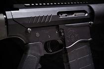 Custom AR 10 rifle build. Custom billet receiver set.