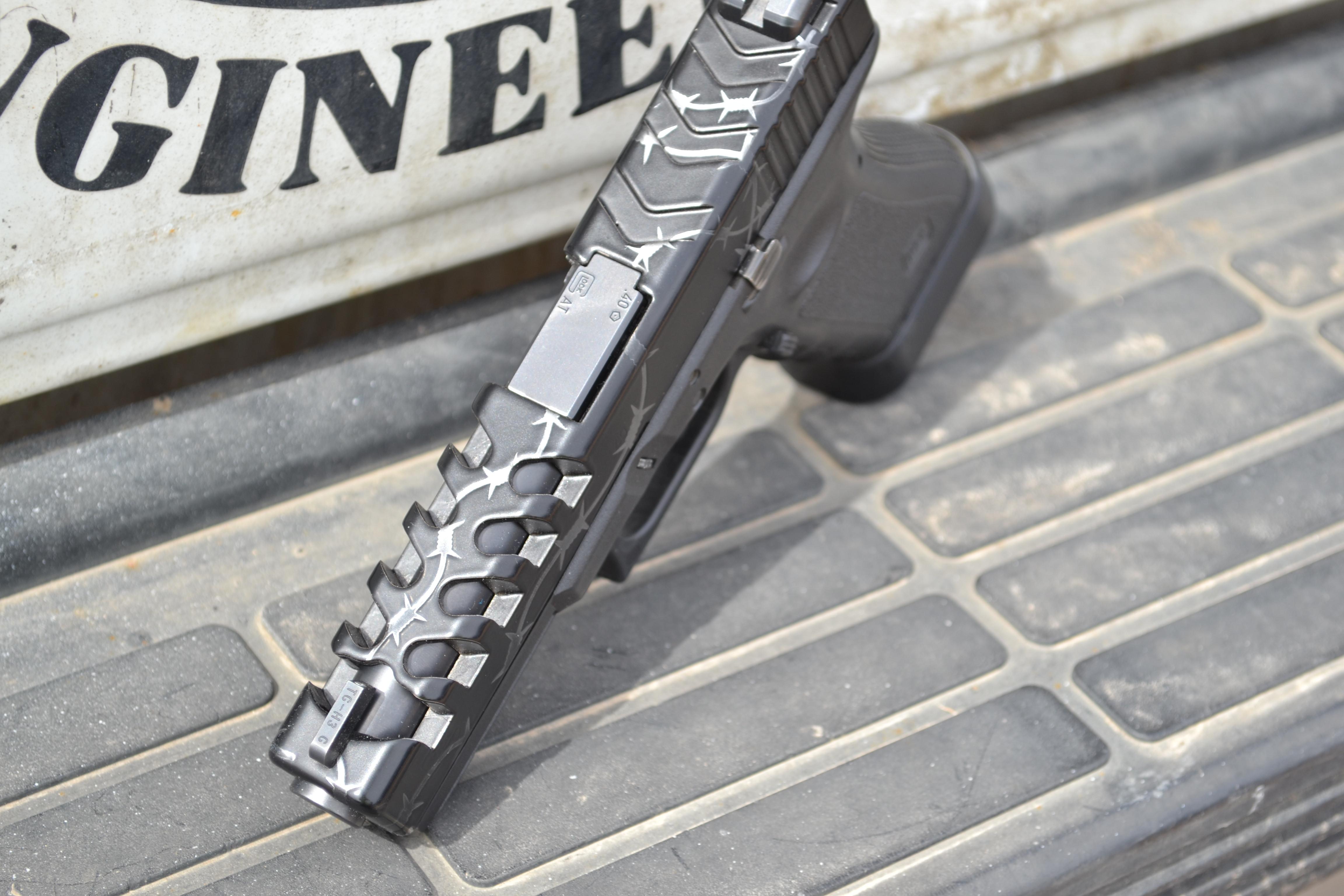 Custom Pistol Consultation