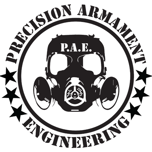 Precision Armament Eng. Decal
