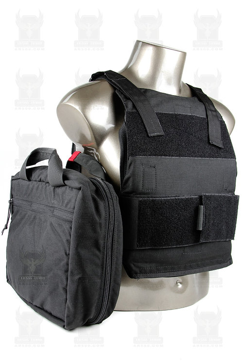 ESCORT Briefcase Plate Carrier & Plate Package