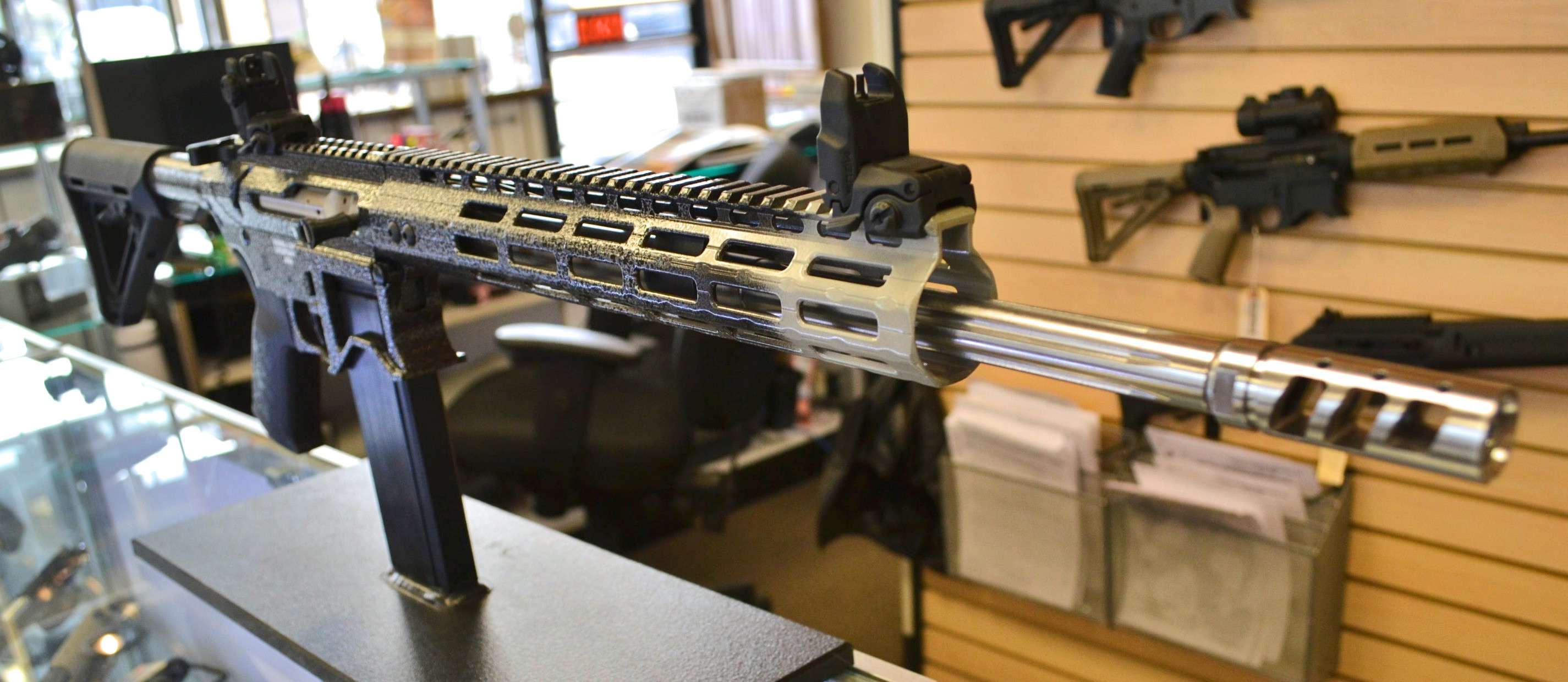 Custom Rifle Consultation