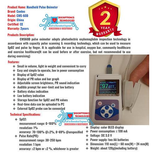Contec Handheld Pulse Oximeter