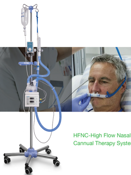 HFNC without Compressor