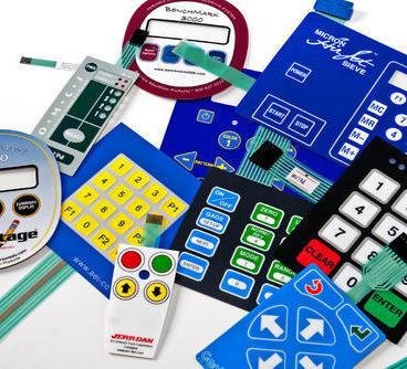 medical keypads