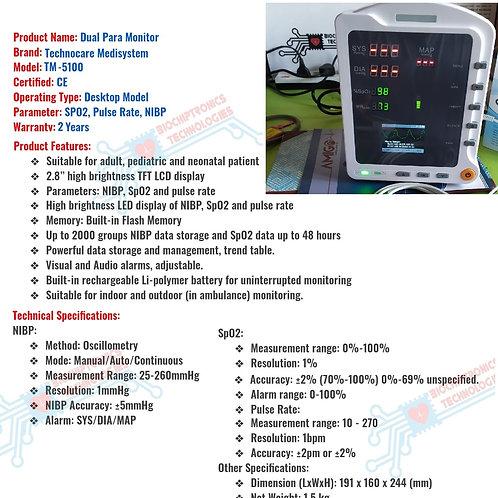 DualPara Monitor