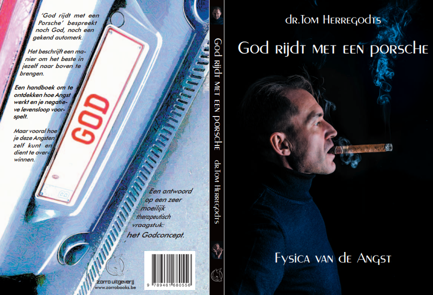 Preview cover God rijdt met een Porsche