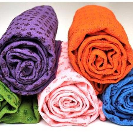 Skridsikkert Yoga håndklæde