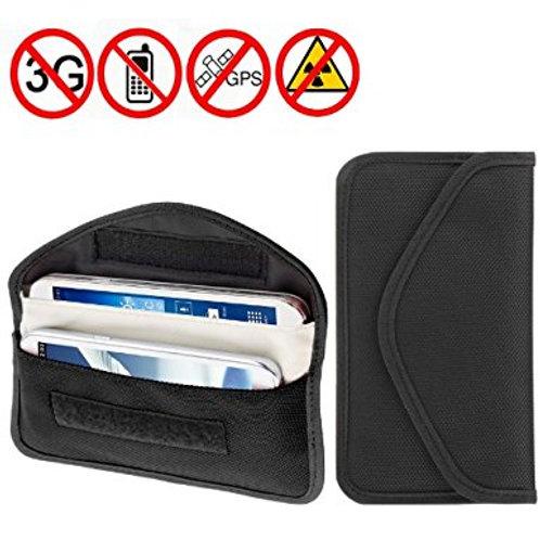 2-i-1 Strålebeskyttelse & beskyttelse mod RFID tyveri!