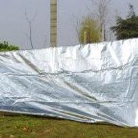 Strålebeskyttende telt