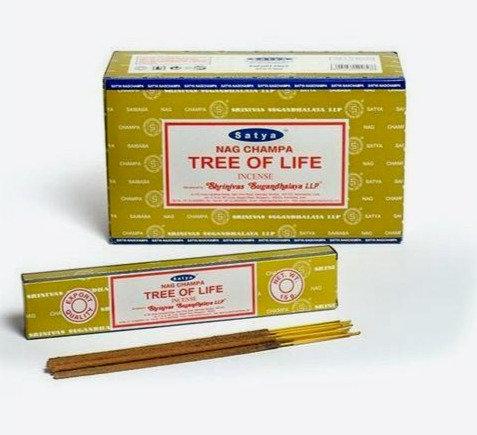 Røgelsespinde - Tree of life