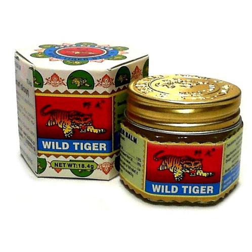 Wild Tiger Balm, 18 grams