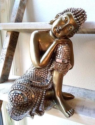 Spejl Buddha
