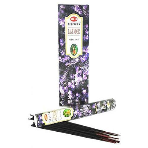 Røgelsespinde Lavendel