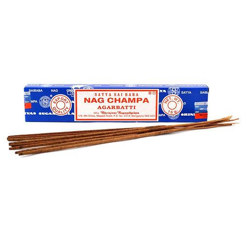 Røgelsespinde Nag Champa