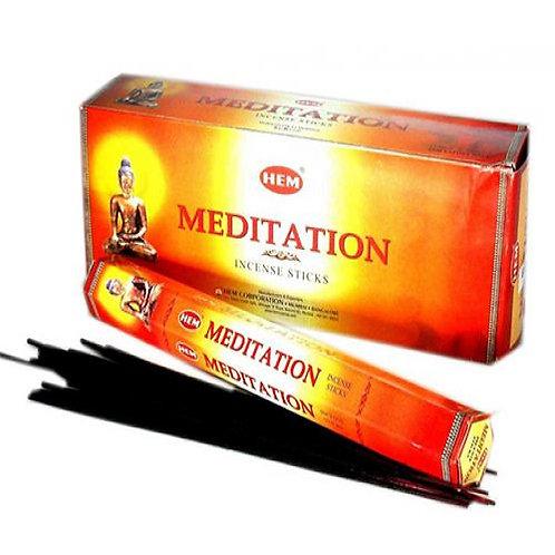 Røgelespinde Meditation