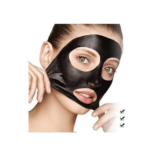 Black Mask Ansigtsmaske - fjerner effektivt døde hudceller, hudorme & bek
