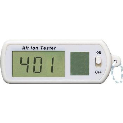 Ionmåler - hvor sund er luften?