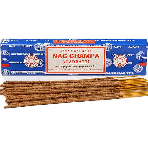 Røgelse - Nag Champa