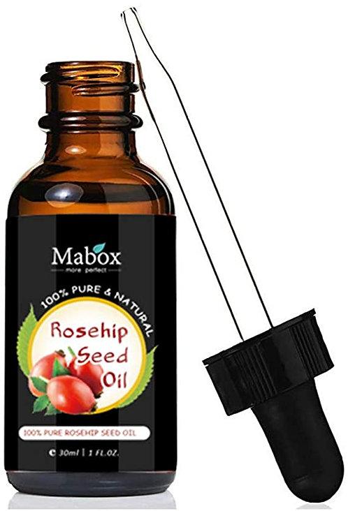 Hybenkerne olie - 100% ren!