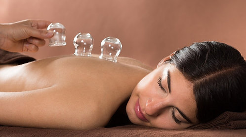 Cupping - smertelindring