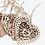 Thumbnail: Juletræspynt - smukt skåret i træ
