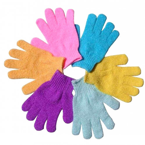 Peeling glove