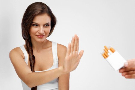 Rygeafvænning -akupunktur