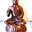 Thumbnail: Håndslået Kobber Buddha - Unik!