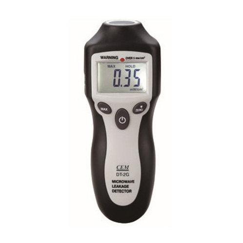 Microbølge lækage måler