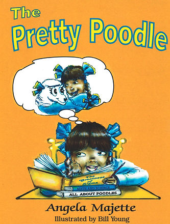 The Pretty Poodle children's book