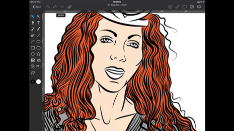 Vector Drawing Apps For iPad Pro