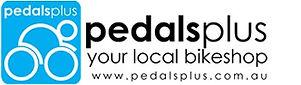 Pedals Plus logo
