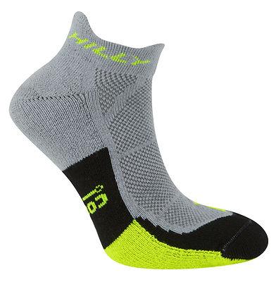 HI 002283 Cushion_Socklet_Grey_FluoYello