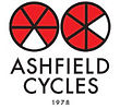 Ashfield Cycles logo