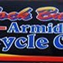 Jack Bullen's Armidale Bike Centre logo