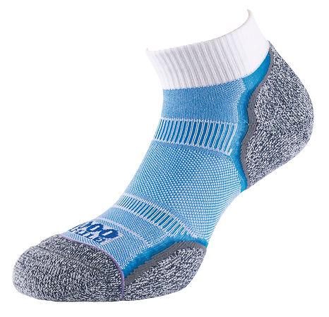 2014R Breeze Anklet White Blue - Ladies.