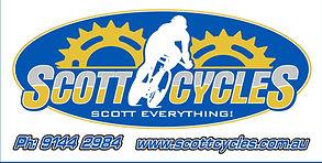 Scott Cycles logo