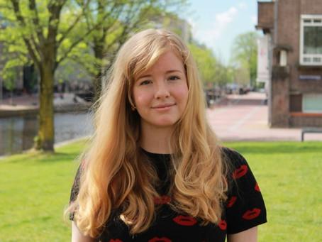 Nina Hol verkozen tot voorzitter studentenraad UvA